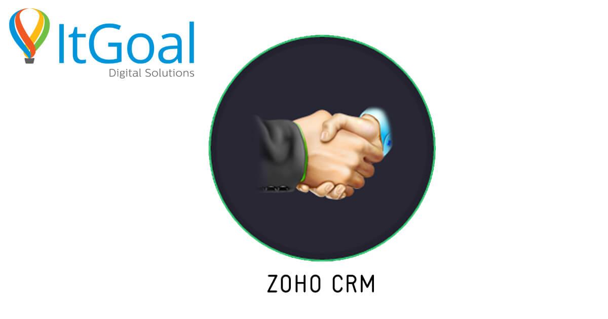 ItGoal   Zoho CRM