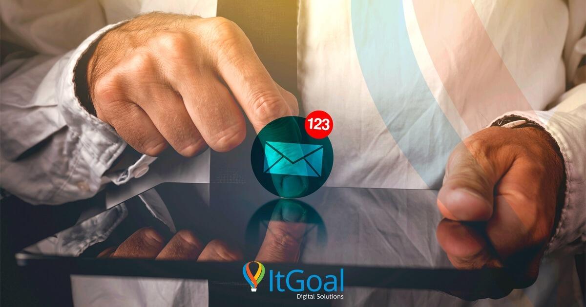 Está precisando de um email empresarial?