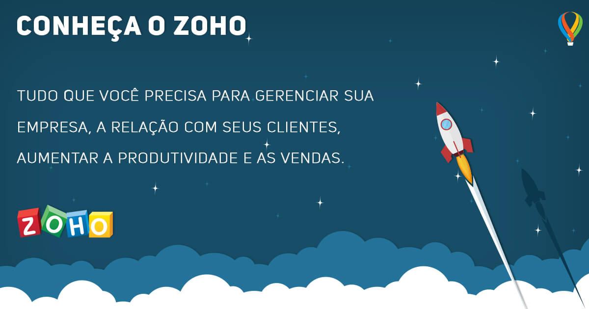Zoho, a ferramenta que vai mudar o rumo dos seus negócios | ItGoal