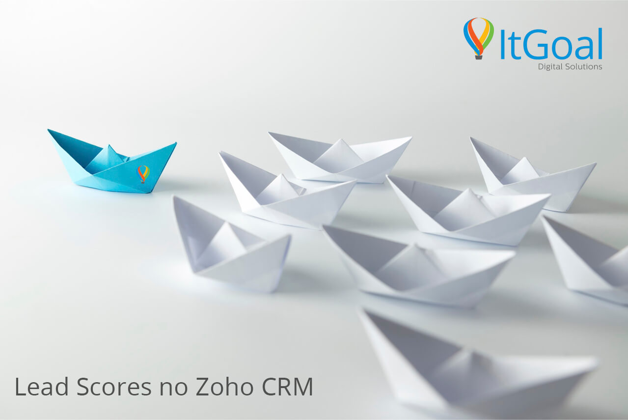 Use o Lead Scores no Zoho CRM para priorizar Leads mais quentes.
