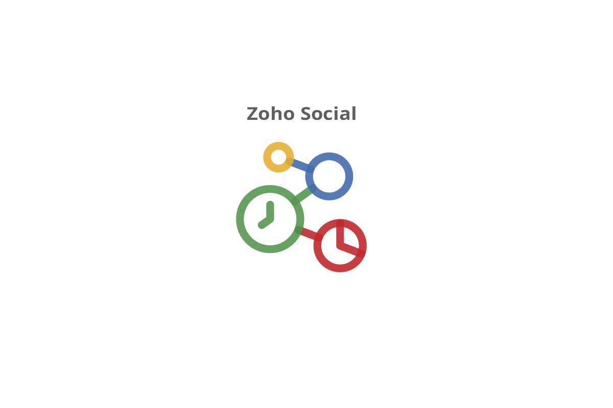 O que é o Zoho Social?
