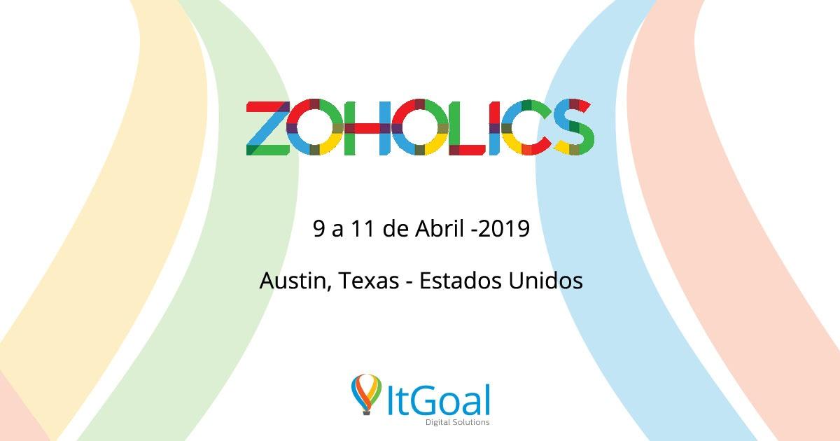 Confêrencia Anual Zoholics 2019