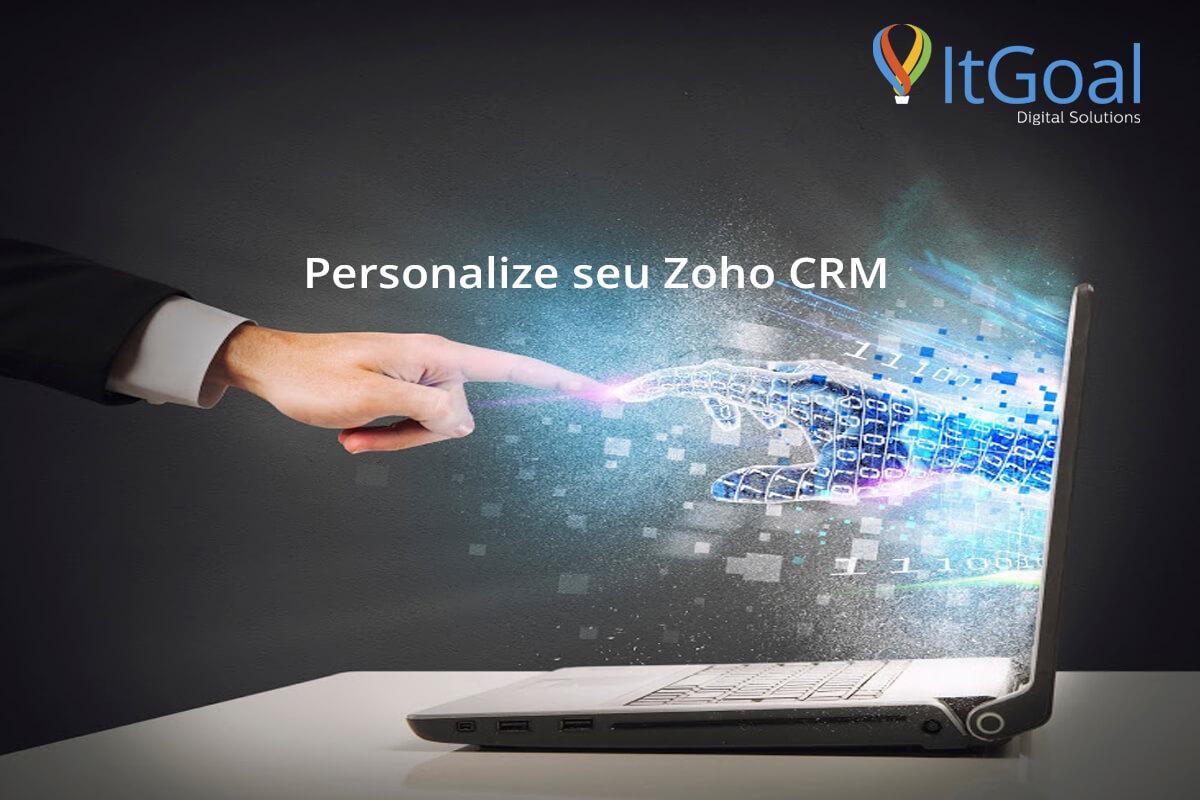 Personalize seu Zoho CRM