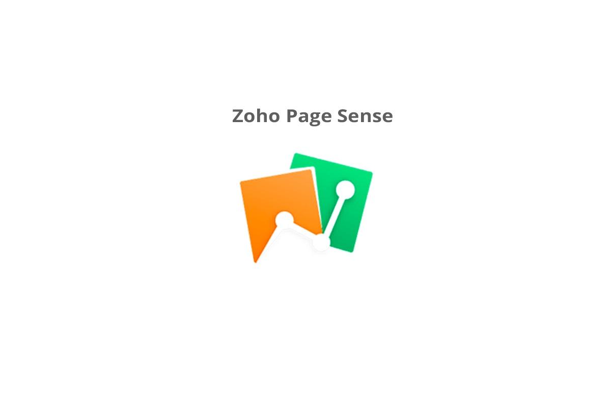 Zoho Page Sense