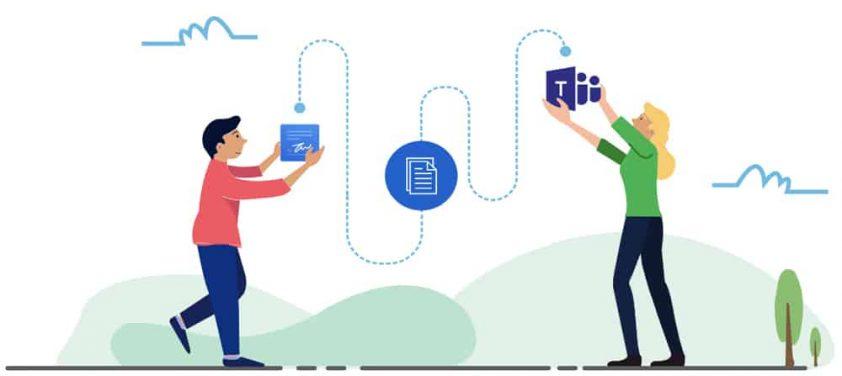 Zoho Sign e sua integração com Microsoft