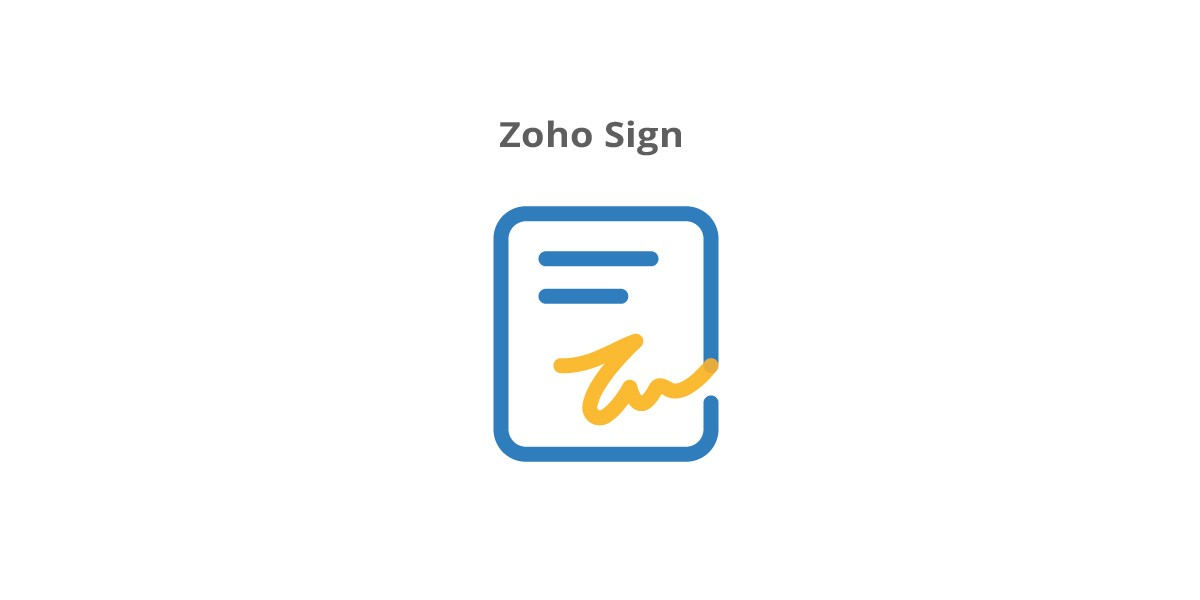 Zoho Sign | Aplicativo de Assinatura Digital