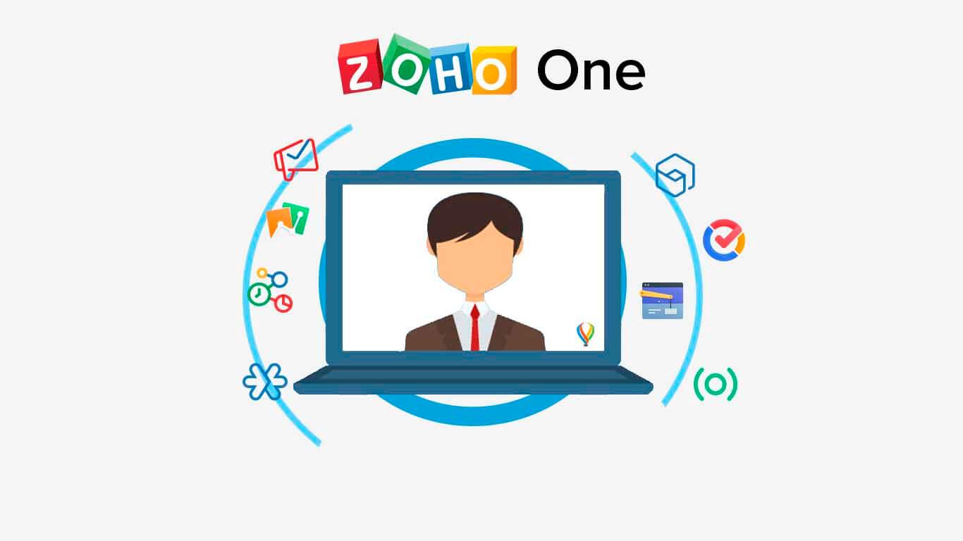 Conquiste mais clientes criando Webinars com o Zoho One